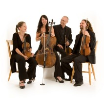 The East Anglia String Quartet