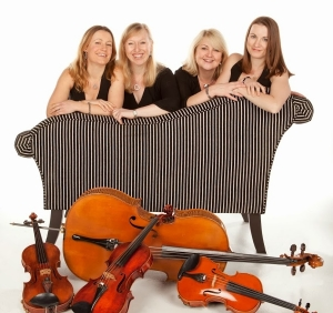 The Nottinghamshire String Quartet