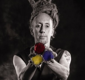 Magic Ball Juggler