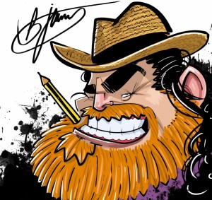 Barrie The Caricaturist