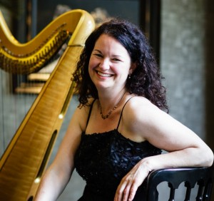 Michelle The Birmingham Harpist