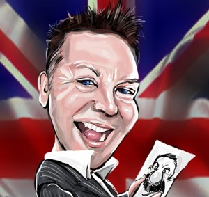 Paul S The Caricaturist