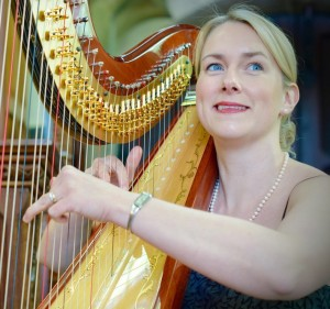 Siona the Somerset Harpist