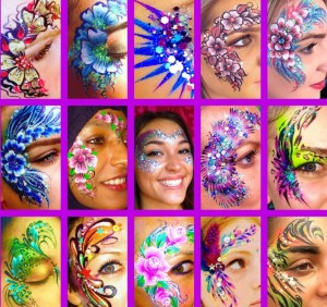 West Midlands Face Painter