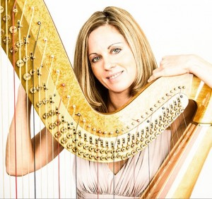 Siobhan The London Harpist