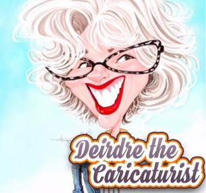Deirdre The Caricaturist