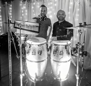 Beats and Bongos - DJ & Percussion Duo