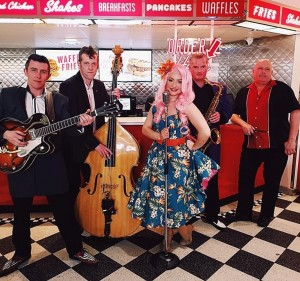 Peggy Sue & The Jukebox Jives