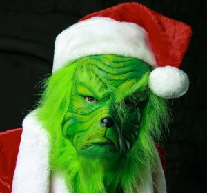 The Grinch Impersonator