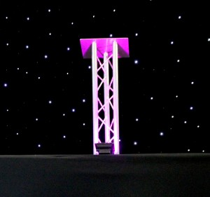 Stage Hire - North West