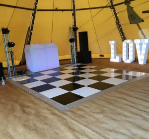 Dance Floor Hire - North West