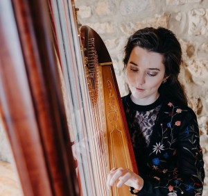 The East Yorkshire Harpist