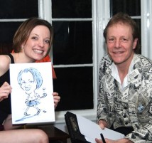 Rick The Caricaturist