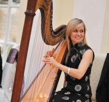 The Oxfordshire Harpist