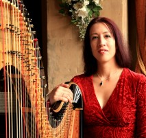 The Nottinghamshire Harpist