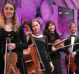 The Lancashire String Quartet