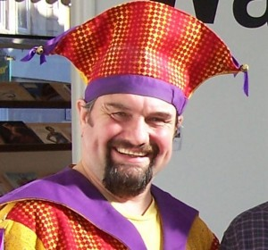 Kevin The Court Jester