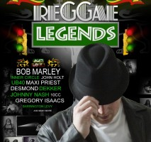 Reggae Legends Show
