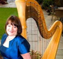 The North Wales Harpist