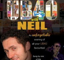 UB40 Tribute - Neil