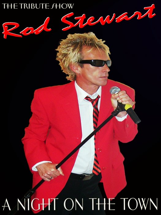 Rod Stewart - Rod Stewart Tribute Gallery