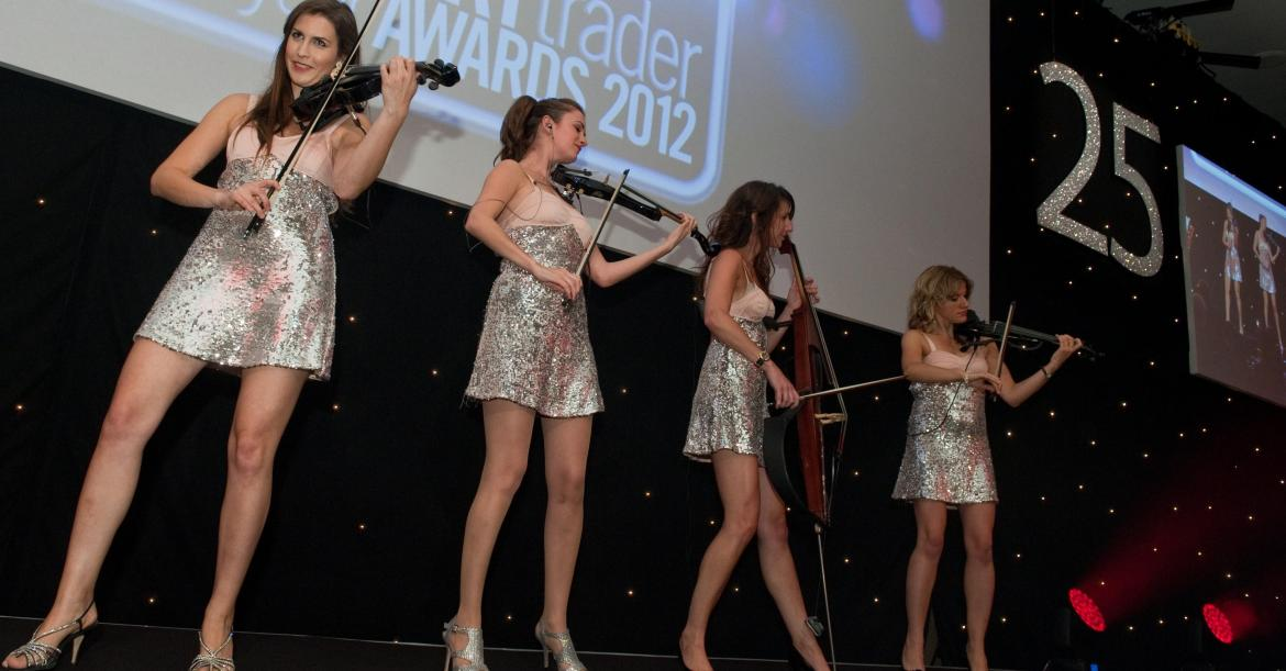 Electric Strings Quartet For Hire From London