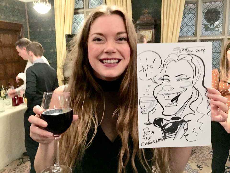 Rich The Caricaturist Gallery