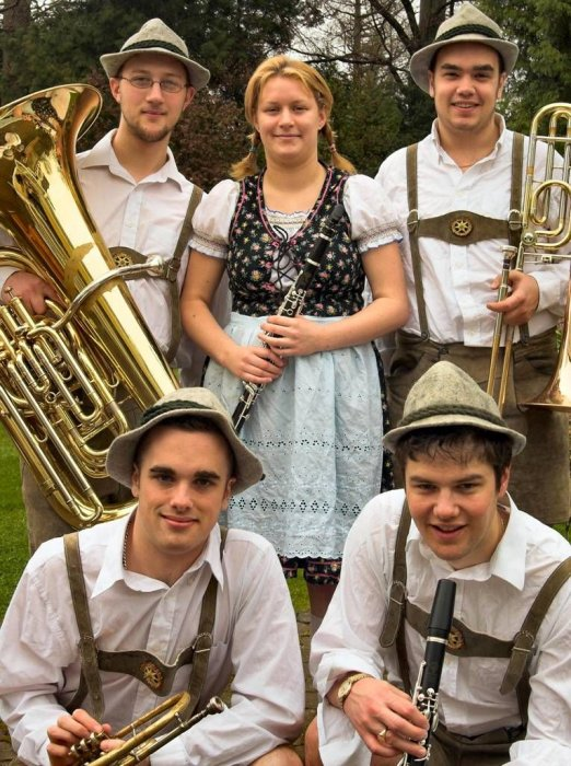 The German Oompah Strollers Gallery