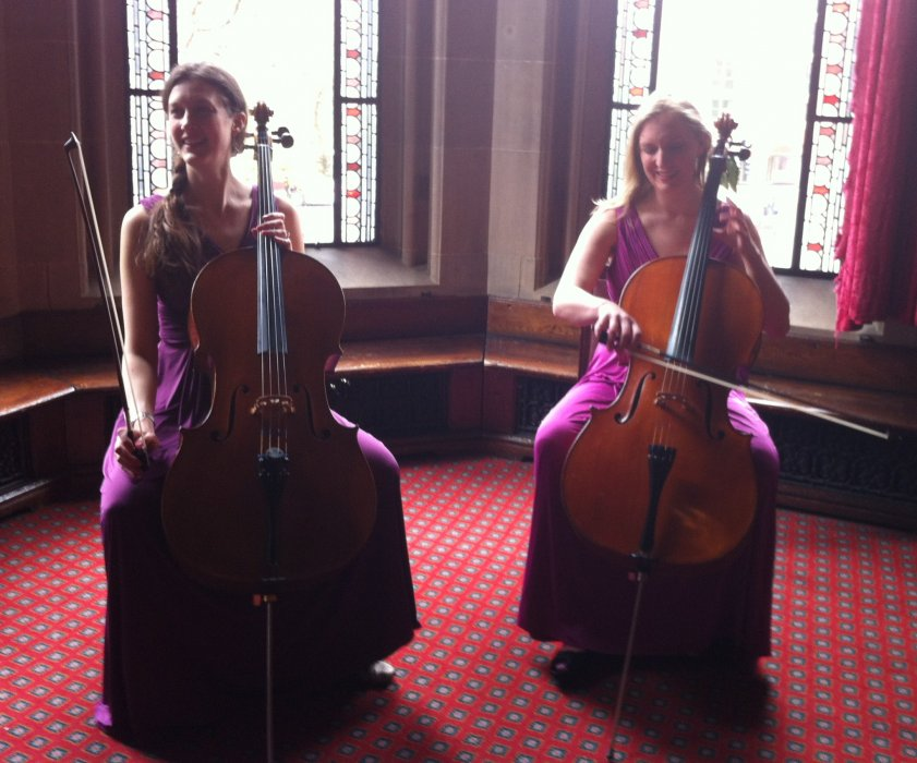 The Arioso Cello Duo Gallery