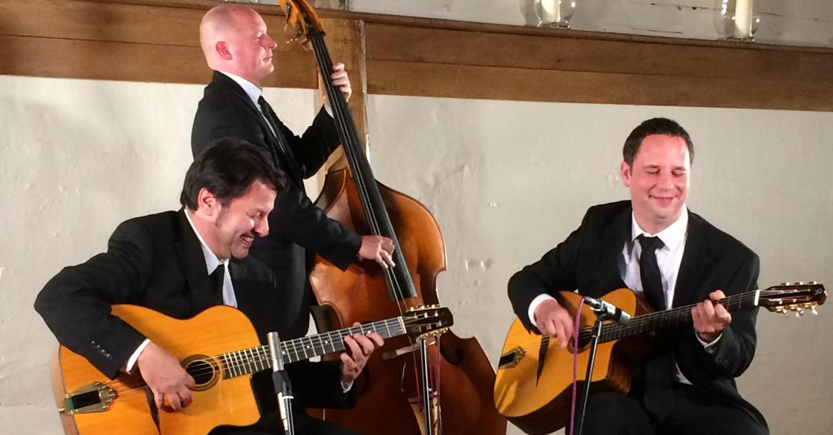 Hot Swing Trio - Gypsy Jazz