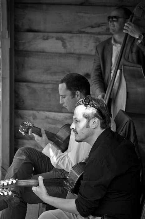 Hot Swing Trio - Gypsy Jazz Gallery