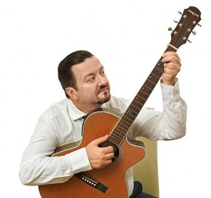 David Brent Lookalike