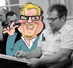 David G The Caricaturist
