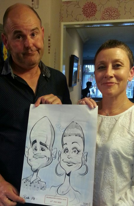 Paul F The Caricaturist Gallery