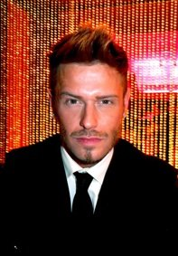 David Beckham Lookalike Gallery