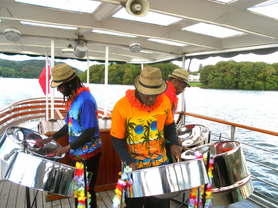 Steel Band City - Caribbean Steel Band Gallery