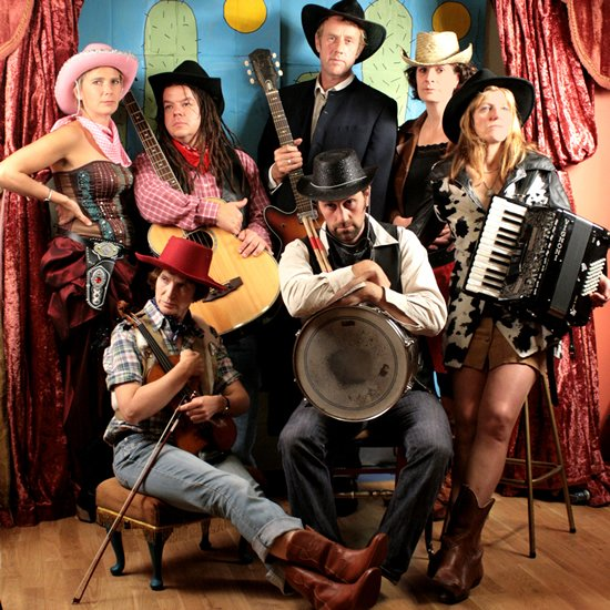 The Saloon Band Gallery