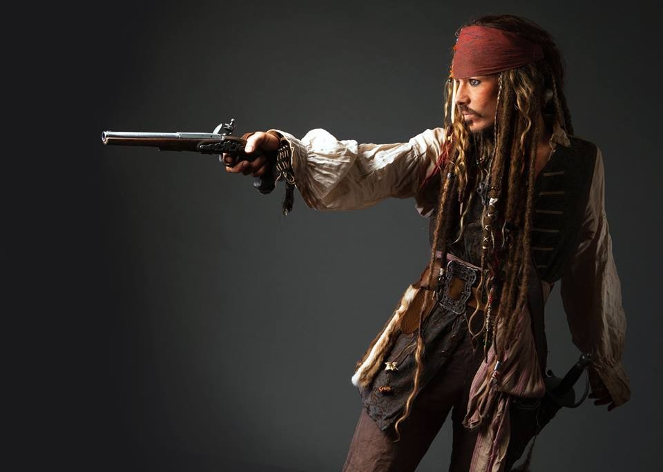 Captain Jack Sparrow Gallery