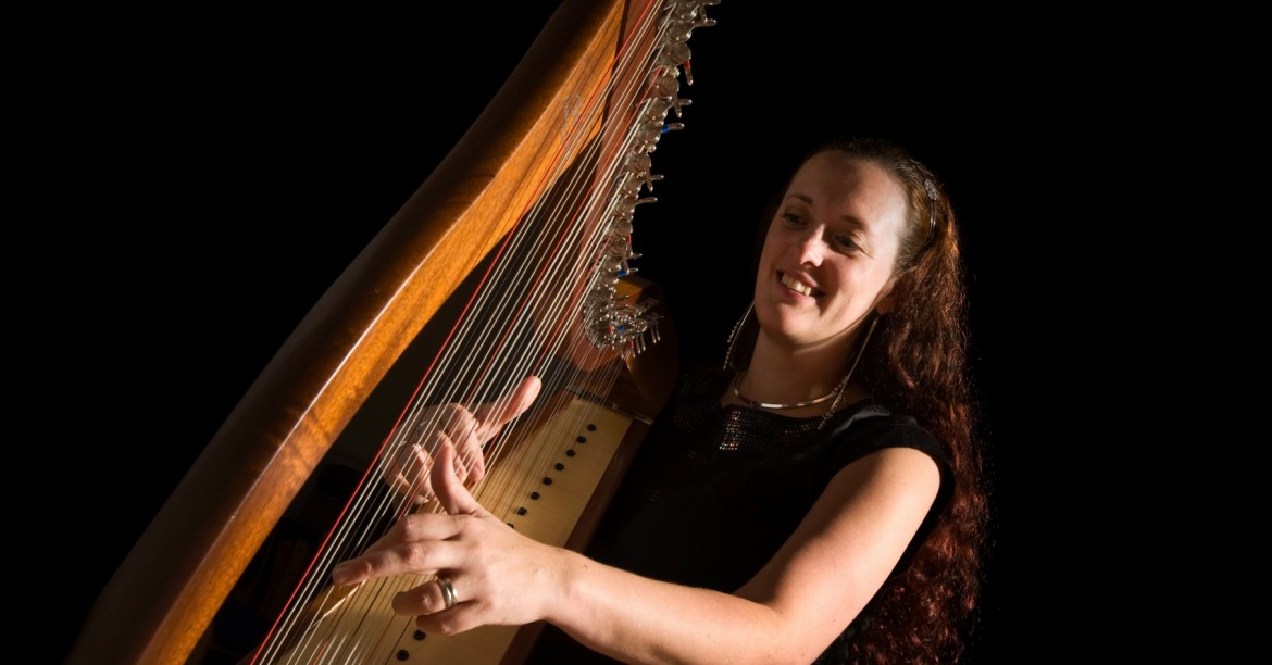 The West Wales Harpist