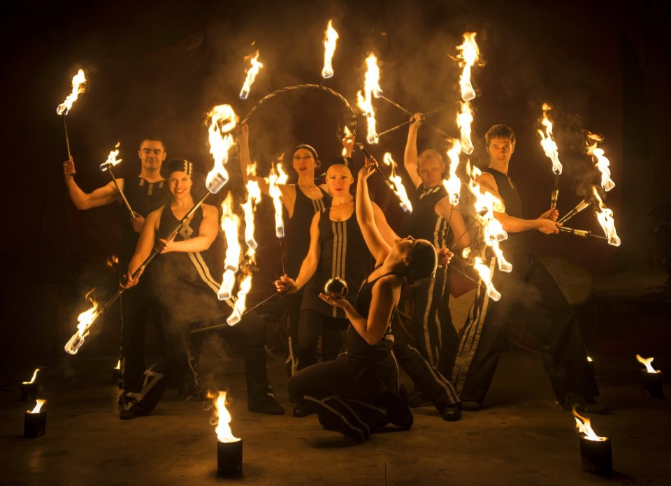 Fire Eaters Gallery