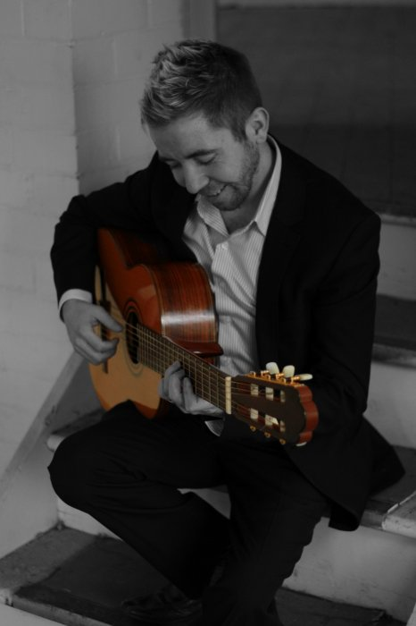 Dale The Classical Guitarist Gallery