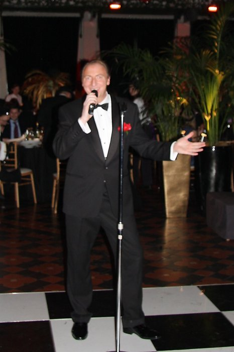 Joe Sings Rat Pack Gallery