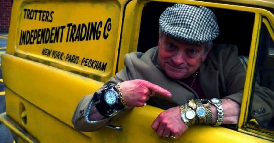 Del Boy Lookalike To Hire For Weddings Amp Corporate Events