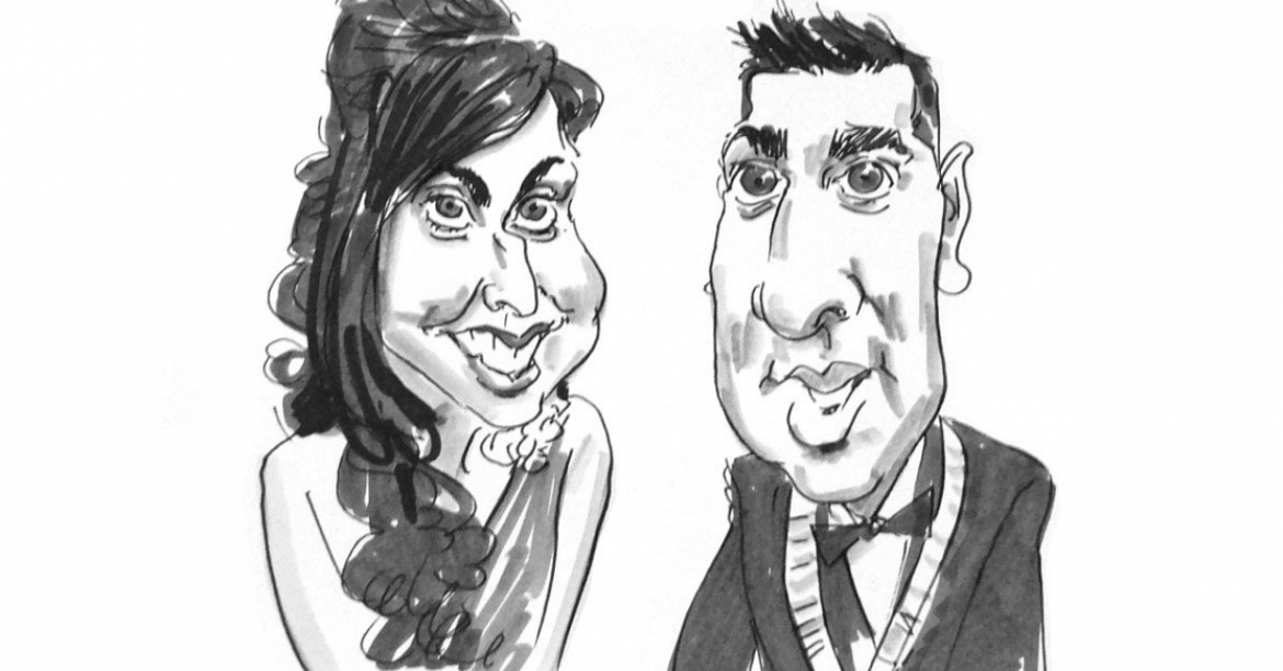 Jonathan The Caricaturist
