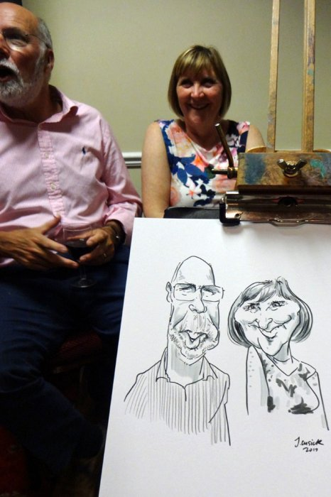 Jonathan The Caricaturist Gallery