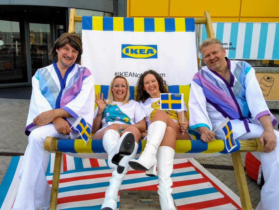 ABBA - Bjorn UK Gallery