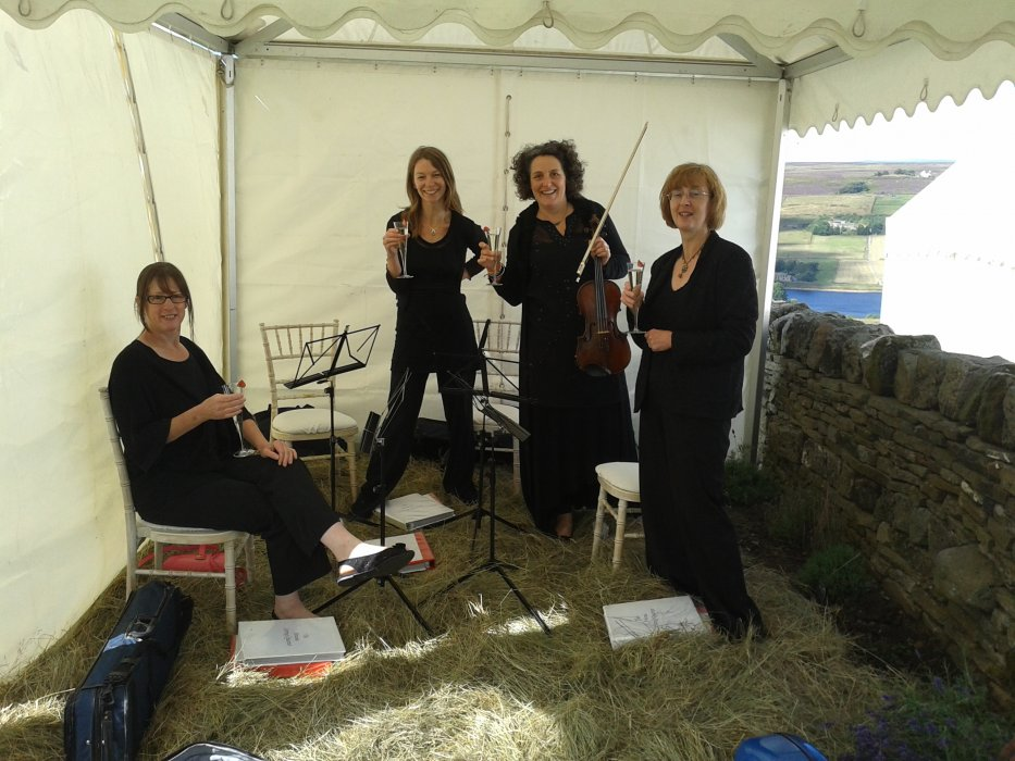 The Calder Valley String Quartet Gallery