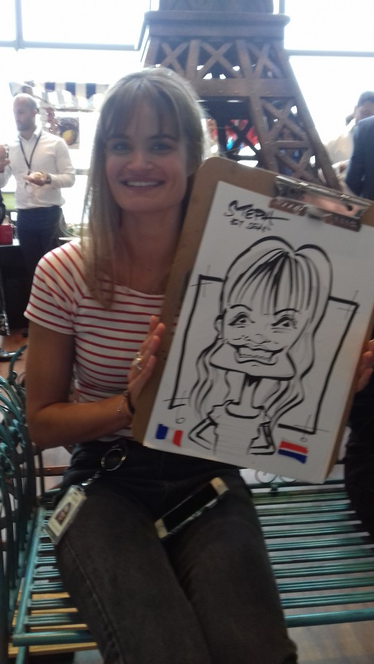 Sean The Caricaturist Gallery