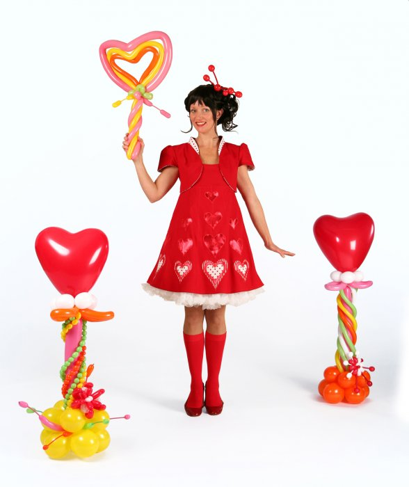 Themed Balloon Modellers Gallery