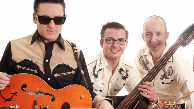 Rock n Roll Zodiacs - 1950s Band for Hire in Gravesend, Kent